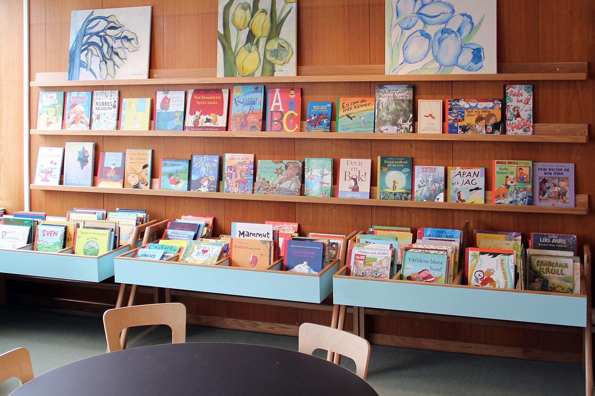 Anderstorp bibliotek 7 Snickeribyrån
