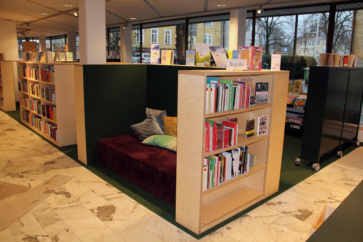 Alingsås bibliotek 1 Snickeribyrån