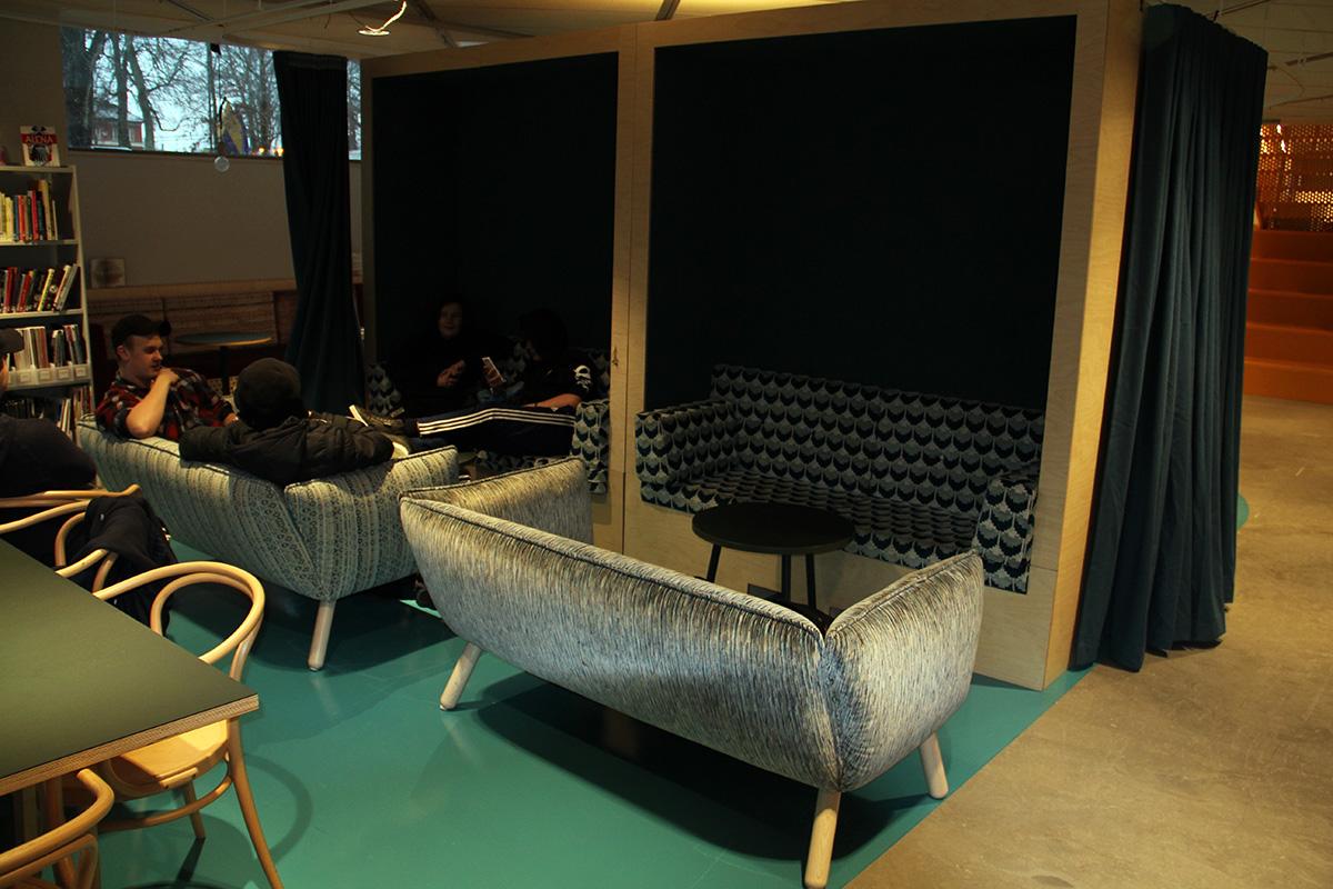 Alingsås bibliotek 3 Snickeribyrån