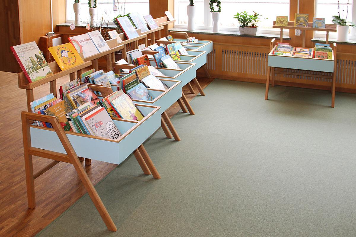 Anderstorp bibliotek 2 Snickeribyrån