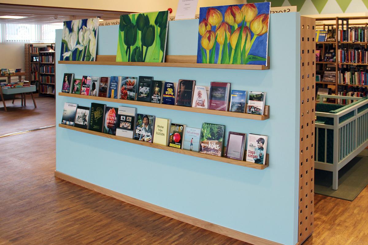 Anderstorp bibliotek 5 Snickeribyrån