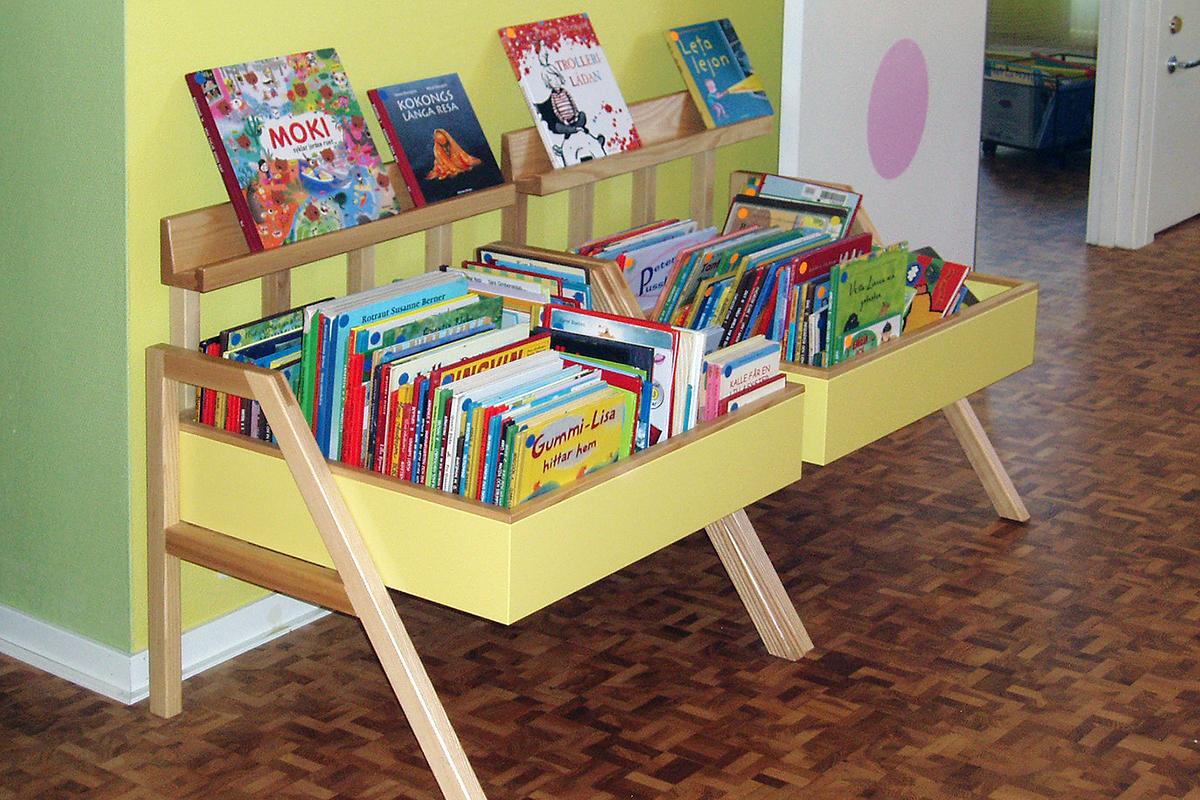 Anderstorp bibliotek 3 Snickeribyrån