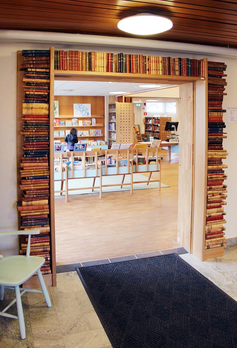 Anderstorp bibliotek 1 Snickeribyrån