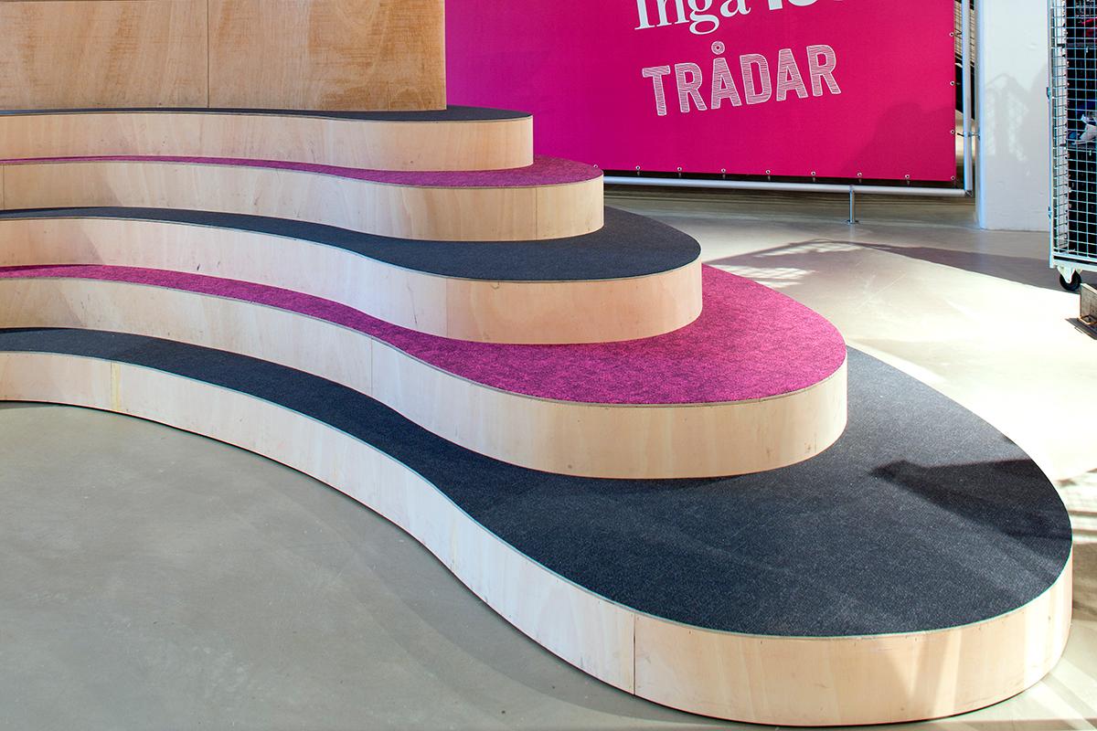 Gradäng Borås textilmuseum